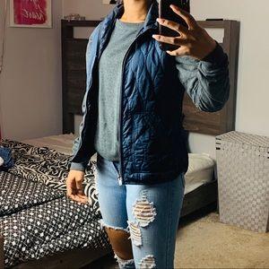 Women's Lightweight Diamond-Quilted Vest